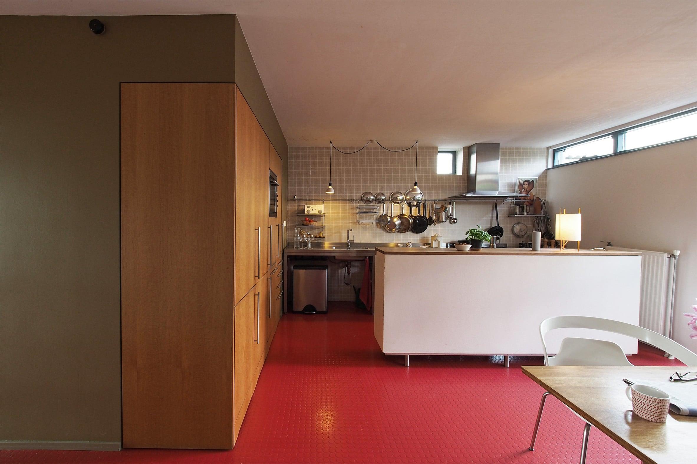 keuken Den Haag Bergblick interieurarchitectuur