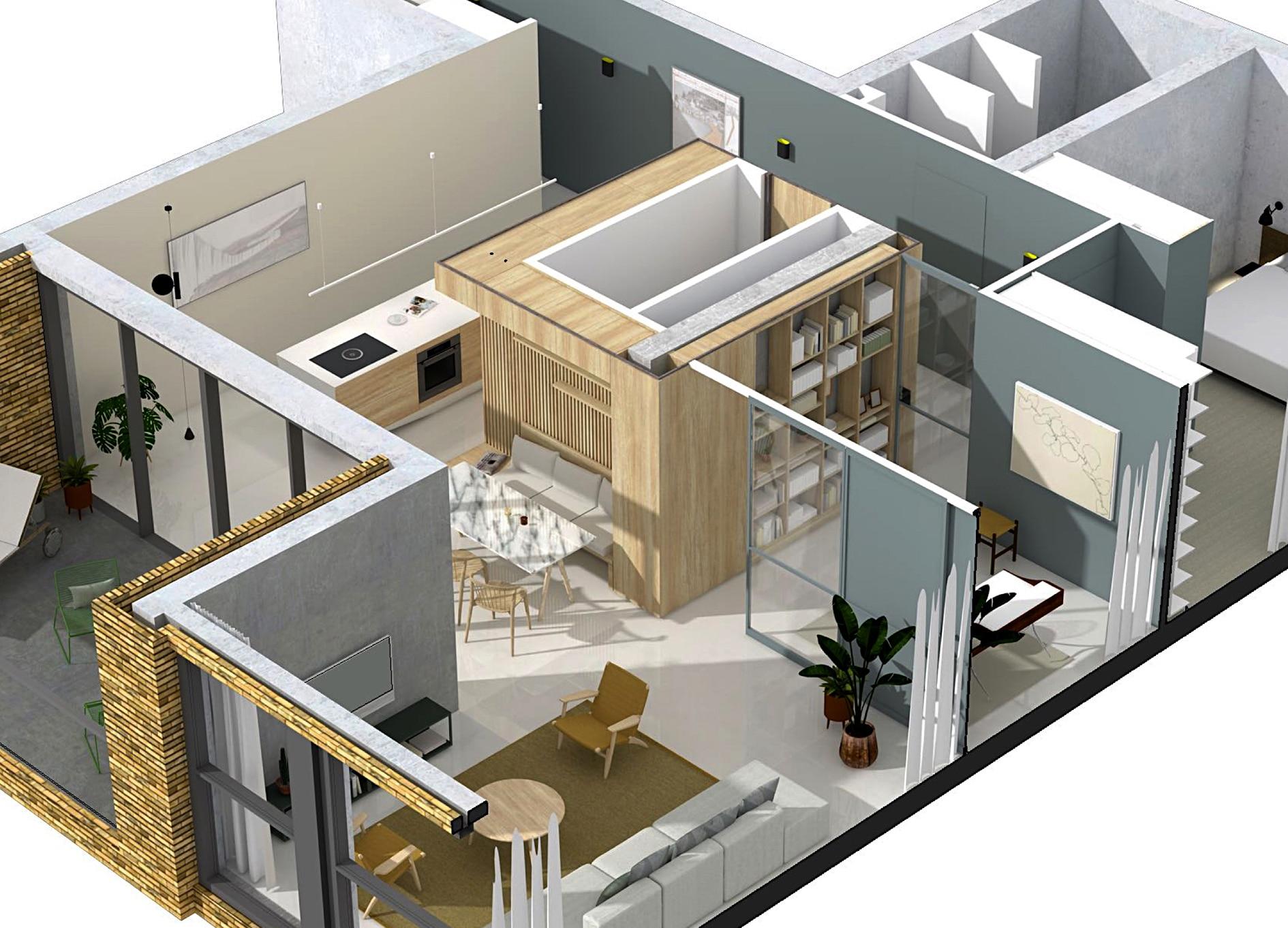 Uptown Appartement zoom